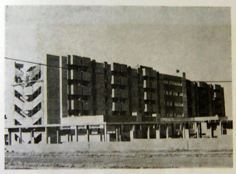 Residencia de Mayores en la Barriada 630