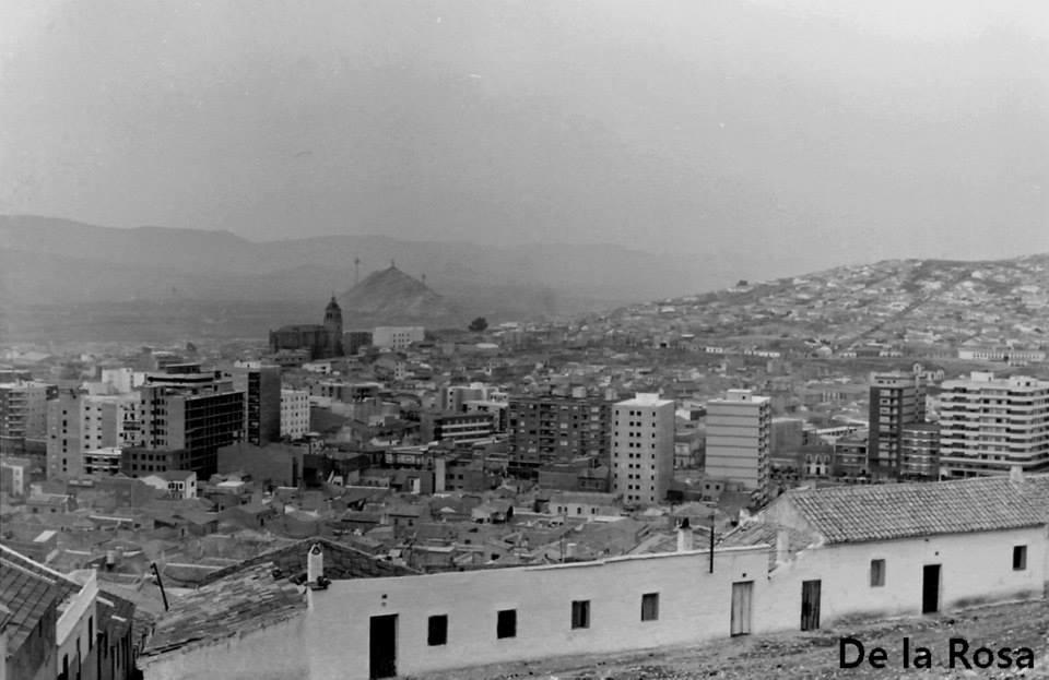 Vista desde el Cerro Santa Ana 1983 Fotografía De la Rosa