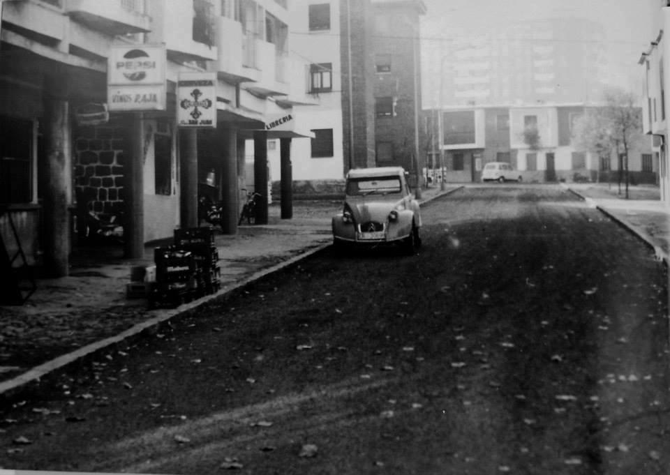 Calle Alcázar. Barriada 630