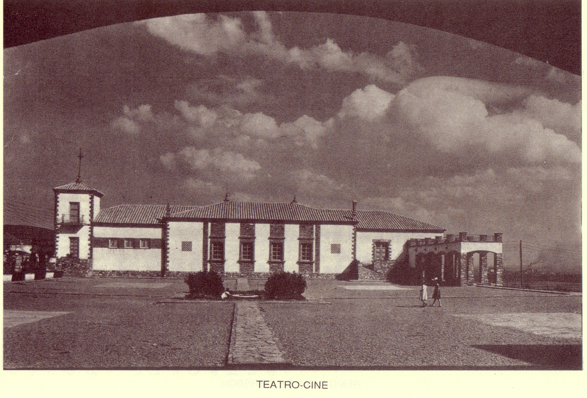 Teatro Cine del Poblado